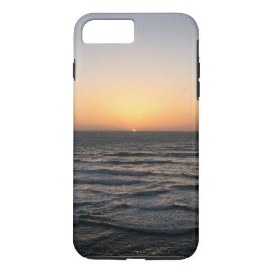 Beach Sunset iPhone 7/6 plus iPhone 8 Plus/7 Plus Case
