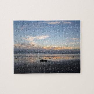 Beach Sunset - Jigsaw Puzzle