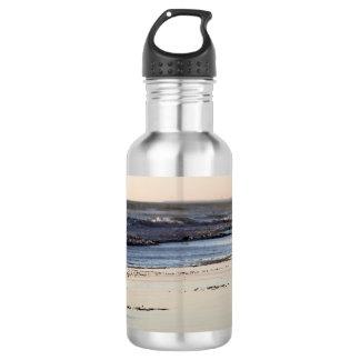 Beach Sunset Ormond Beach 532 Ml Water Bottle