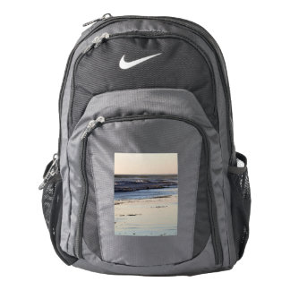 Beach Sunset Ormond Beach Backpack