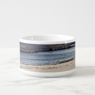Beach Sunset Ormond Beach Bowl