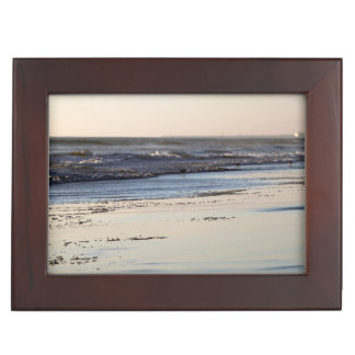 Beach Sunset Ormond Beach Keepsake Box
