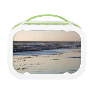 Beach Sunset Ormond Beach Lunch Boxes
