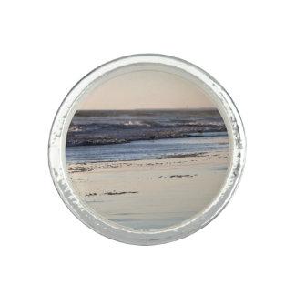 Beach Sunset Ormond Beach Ring