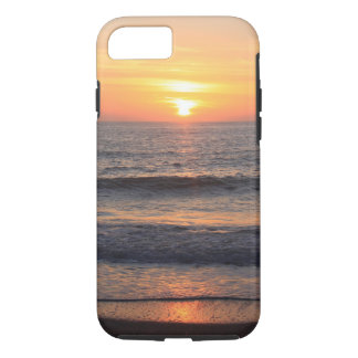Beach Sunset over the Ocean iPhone 8/7 Case
