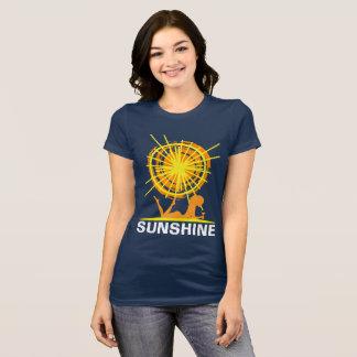 Beach Sunshine Funny customizable T-Shirt