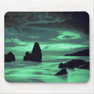 Beach, Surf and Stone Mouse Pads