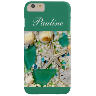 Beach Theme Barely There iPhone 6 Plus Case