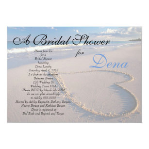 beach theme invitations stationery zazzle ca