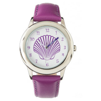 Beach Theme Girls Watch