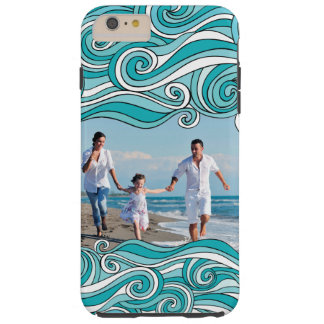 Beach Theme Photo Case