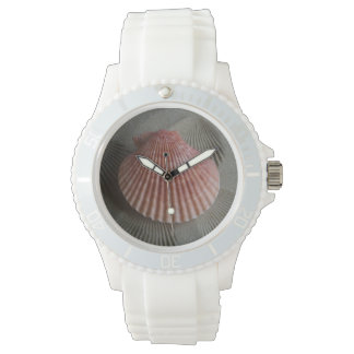 Beach Themed Seashell Watch