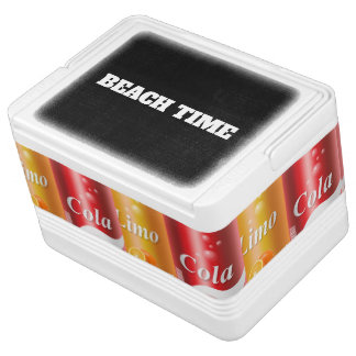 BEACH TIME 12 CAN COOLER