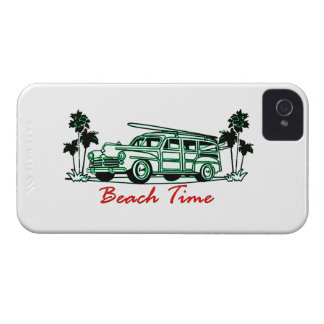 Beach Time Case-Mate iPhone 4 Cases