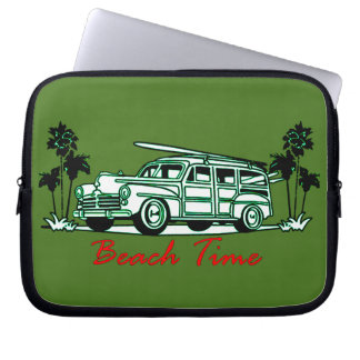 Beach Time Laptop Sleeve