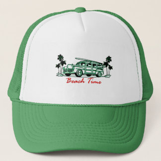 Beach Time Trucker Hat