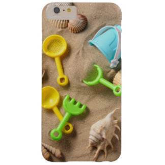 Beach Toys Barely There iPhone 6 Plus Case