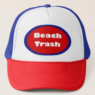 Beach Trash Trucker Hat