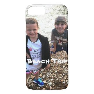 Beach Trip your photo phone case