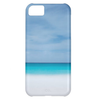 Beach tropical horizon ocean paradise sea photo iPhone 5C cover