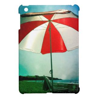 Beach Umbrella at West Mabou Beach iPad Mini Covers