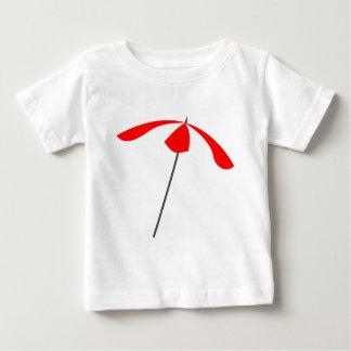 Beach Umbrella Baby T-Shirt