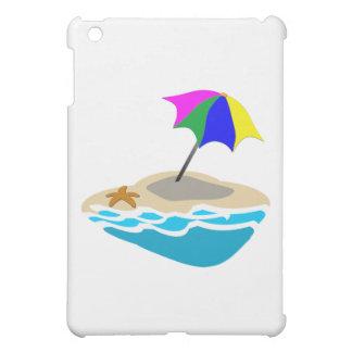 Beach Umbrella iPad Mini Cases