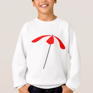 Beach Umbrella Sweatshirt