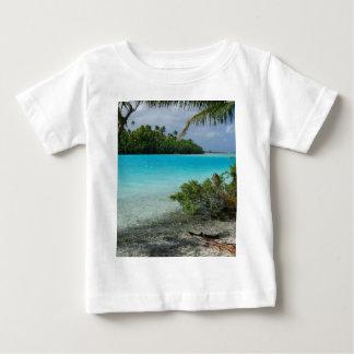Beach Vacation Paradise Baby T-Shirt