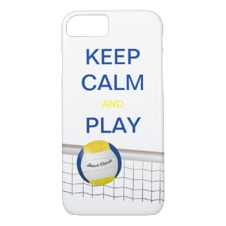 Beach Volleyball iPhone 7 Case