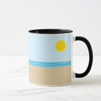 Beach Volleyball Mug