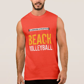 BEACH VOLLEYBALL SLEEVELESS SHIRT