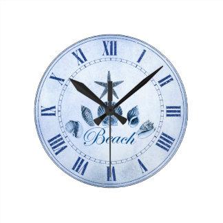 Beach Wallclock