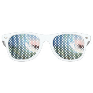BEACH WAVE RETRO SUNGLASSES