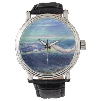 Beach Wave Wristwatches