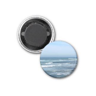 Beach Waves Magnet