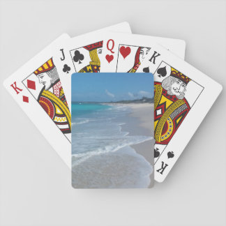 Beach Waves Playing Cards