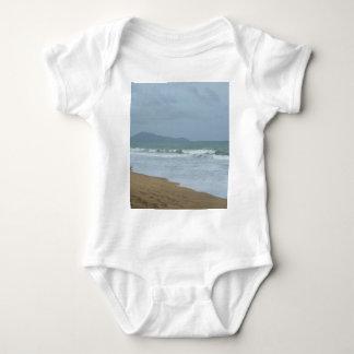 Beach Wedding Baby Bodysuit