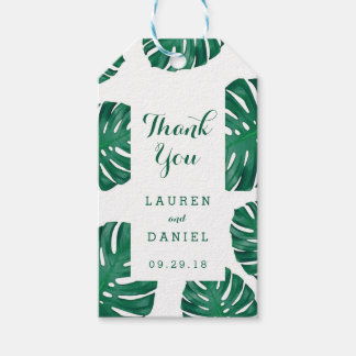 Beach Wedding Favor Tags Thank You Tags