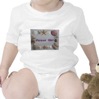 Beach Wedding/Flower Girl T-shirts