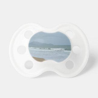 Beach Wedding Baby Pacifier