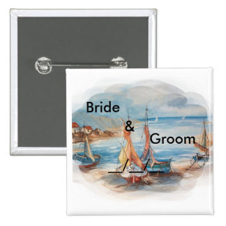 beach weddings button