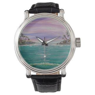 beach wristwatch