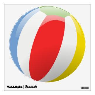 Beachball Wall Sticker