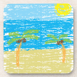 BeachBumLife Cork Coasters (set of 6)
