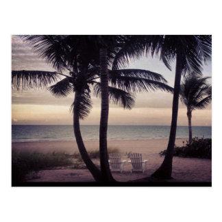Beachcomber's Paradise Postcard
