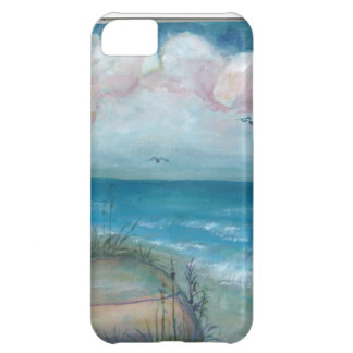 Beache Scene Indian Rocks Beach, FL Art iPhone 5C Case