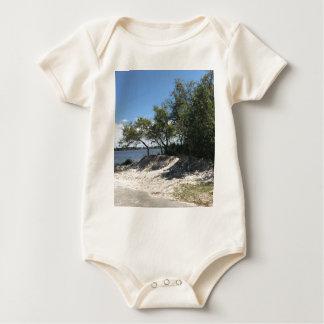 Beaches Baby Bodysuit