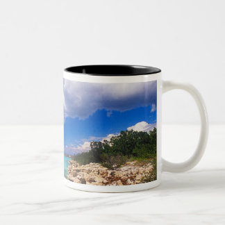 Beaches, Barahona, Dominican Republic, 2 Coffee Mugs