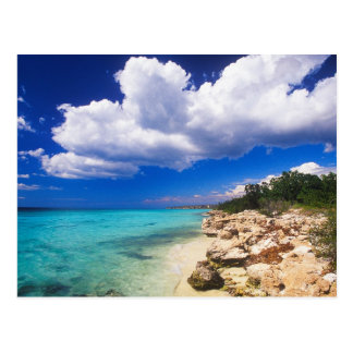 Beaches, Barahona, Dominican Republic, 2 Postcard